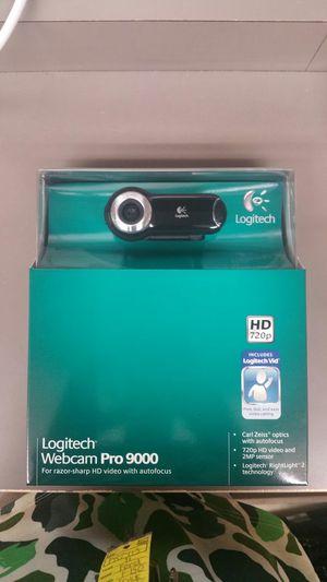 Logitech Webcam Pro 9000 for Sale in San Jose, CA