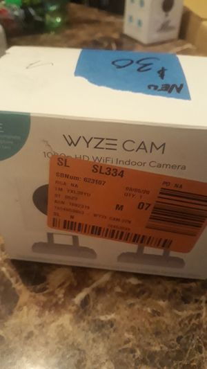 Indoor camera for Sale in Glendale, AZ