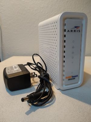 Arris SBG6400 Surfboard WiFi router modem for Sale in Vancouver, WA