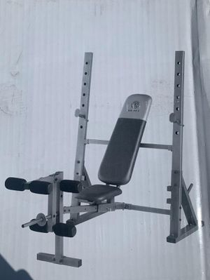 BRAND NEW OLYMPIC SIZE WEIGHTLIFTING BENCH (best deal on OfferUp) for Sale in Dearborn, MI