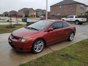 08 Honda Civic Si for Sale in Austin, TX