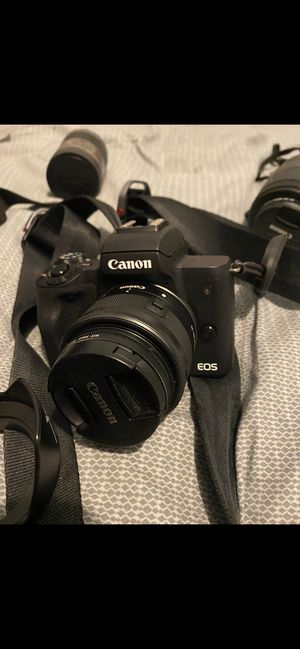 Canon EOS M50 Mirrorless Camera for Sale in Fullerton, CA