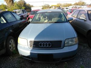 2004 Audi A6 parts for Sale in Tampa, FL