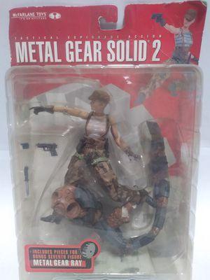 Action figure....Olga......metal gear solid 2.. McFarlane Toys for Sale in Detroit, MI