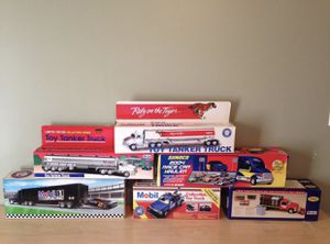 Mobile Collectible Toy Truck lot for Sale in Millville, NJ