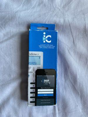Iclicker2 student remote for Sale in Miami, FL