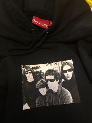 SUPREME CLASSIC SCRIPT HOODED SWEATSHIRT (X Large) for Sale in New York, NY