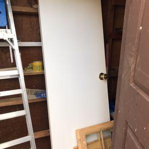 White Door for Sale in Fairfax, VA