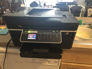 Nice Dell printer would fax machine for Sale in Lehigh Acres, FL