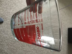 Pyrex measuring cup for Sale in Medford, MA