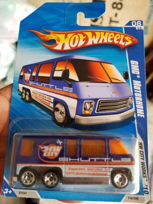 Hot Wheels Motorhome for Sale in San Francisco, CA