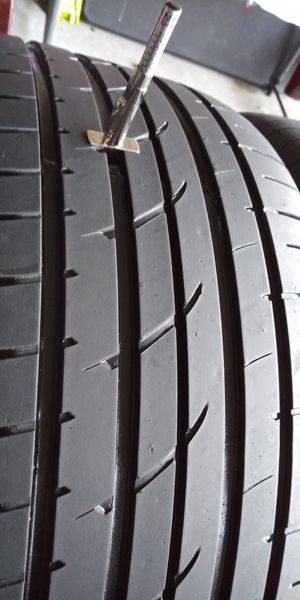 R20 Goodyear Tires 265/35ZR20 (PAIR) for Sale in Houston, TX