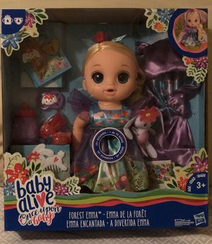 Used, Baby Alive (Emma) for Sale for sale  Memphis, TN