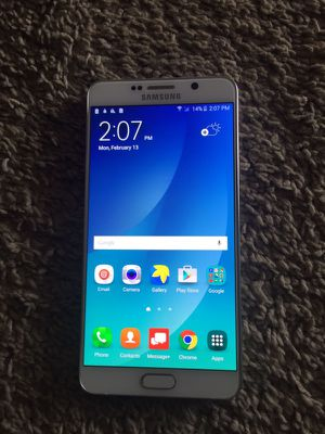 Samsung galaxy note 5 for Sale in Denver, CO