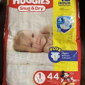Huggies Diapers for Sale in Yonkers, NY