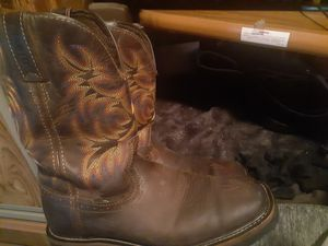 Mens work boots for Sale in Everett, WA