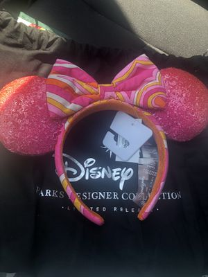 Disney ears mommy Minnie Mouse for Sale in El Monte, CA