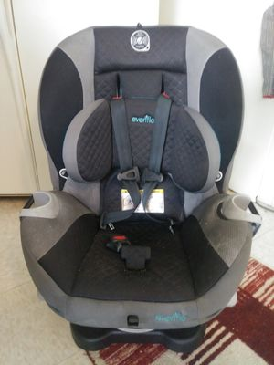 Evenflo infant to toddler carseat for Sale in Butte, MT