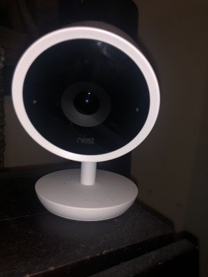 Nest home camera for Sale in San Mateo, CA
