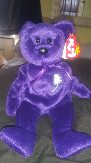 Princess Diana Beanie Baby Original for Sale in St. Louis, MO