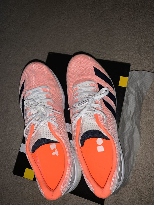 Adizero Boston 8m Sz 9 ( BRAND NEW )