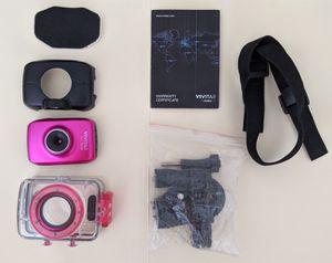 vivitar dvr 781hd pink camera for Sale in Miami Beach, FL