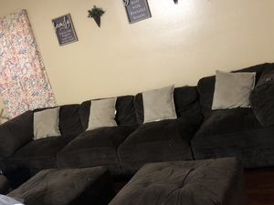 Sofa sectional need Gina ASAP for Sale in San Jacinto, CA