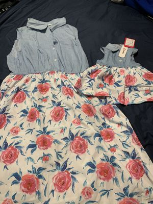 Mommy and me floral dress for Sale in Orange, CA
