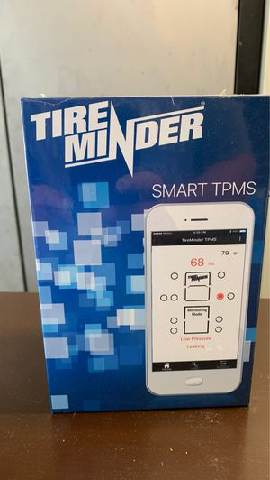 Rv - travel trailer tire monitoring system new in box for Sale in Fort Worth, TX