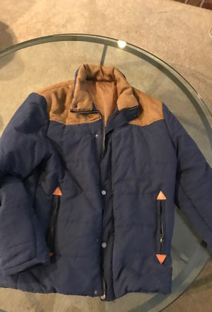 FREE Winter / Fall Puffy Jacket for Sale in University Place, WA