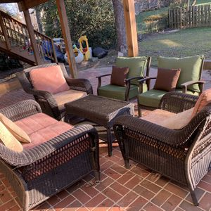 Outdoor Patio Set for Sale in Annandale, VA