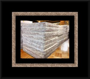 King mattress with King box spring for Sale in Ashburn, VA