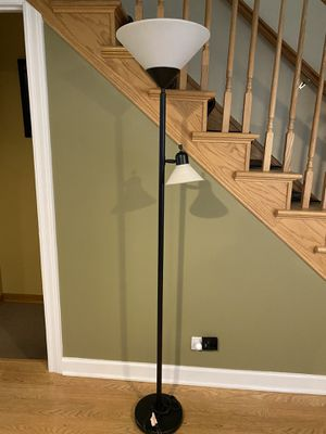 Floor lamp for Sale in Des Plaines, IL