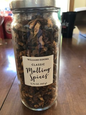Williams Sonoma mulling spices for Sale in Englewood, CO