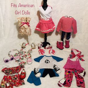 """New! Clothes Bundle for 18"""" Dolls for Sale in Warrenville, IL"""