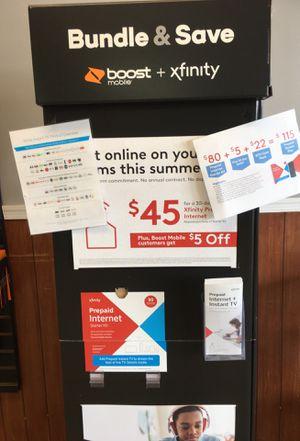 Xfinity prepaid Internet for Sale in Hollywood, FL