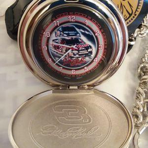 Dale Earnhardt Sr. Pocket Watch for Sale in Tacoma, WA