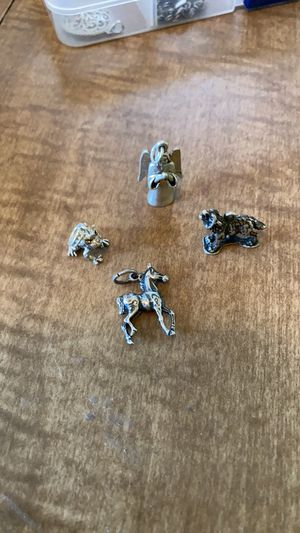 Sterling silver charms located in West Columbia for Sale in Cayce, SC