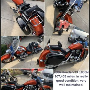 2005 Honda VTX 1800 for Sale in Reedley, CA