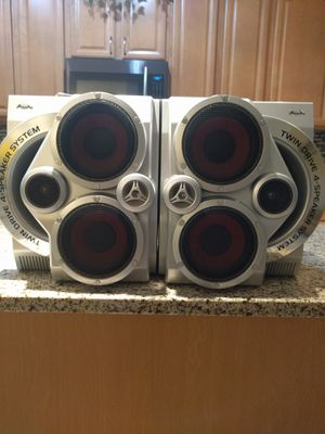 Kenwood Stereo and Speakers for Sale in Sun City West, AZ