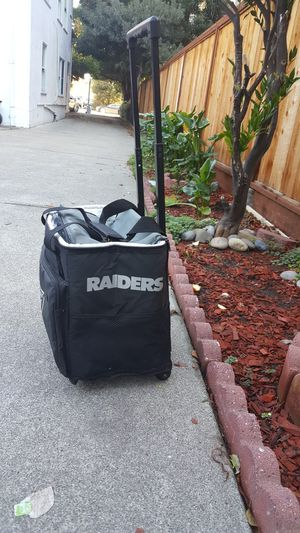 Raiders cooler for Sale in Alameda, CA