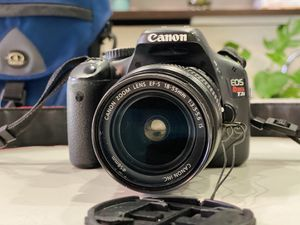 Canon EOS Rebel T2i / EOS 550D 18.0MP Digital SLR Camera - with added products! for Sale in Marina del Rey, CA