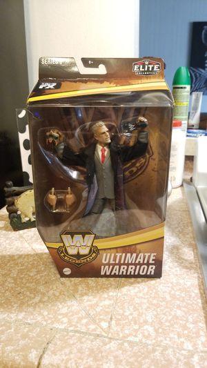 WWE Elite Series 8 Ultimate Warrior for Sale in Downey, CA