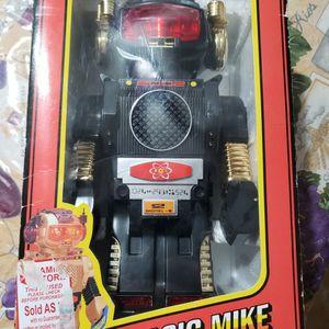 1980s Magic Mike Robot Read Discription for Sale in Fresno, CA