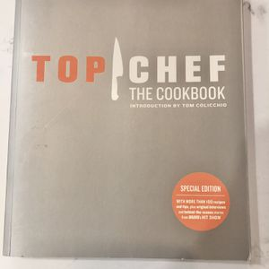 Top Chef The Cookbook for Sale in Seattle, WA