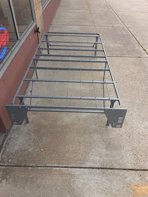 Nice new Twin bed frame for Sale in Cleveland, OH