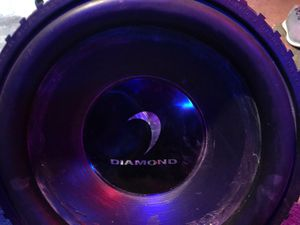 "15"" Diamond Audio Hex pro tdx for Sale in Westminster, CO"