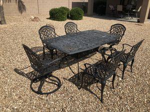 Outdoor Table Set for Sale in Phoenix, AZ