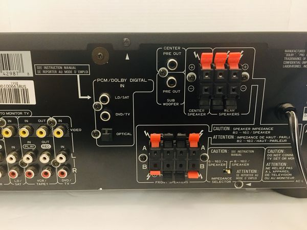 Mint Pioneer 5.1 Channel 500W Receiver