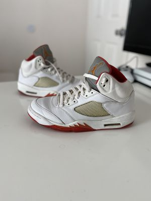 Jordan 5 sunset size 9.5 men for Sale in Federal Way, WA